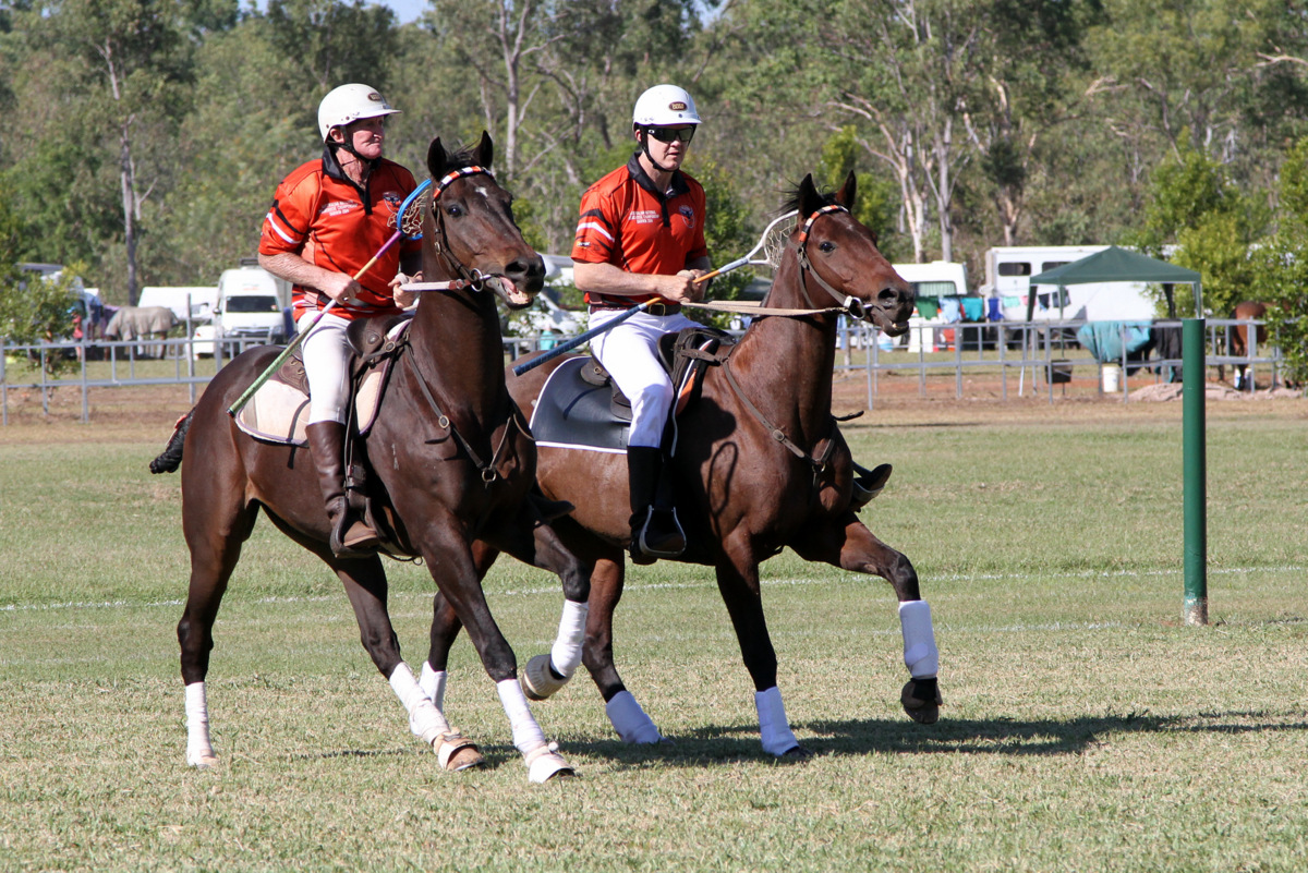 NT Riders at Polocrosse Nationals